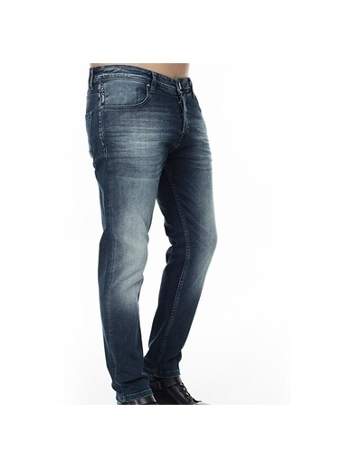 Five Pocket Five Pocket Erkek Kot Pantolon 7255S716BARTEZ 7255-S716018 Lacivert
